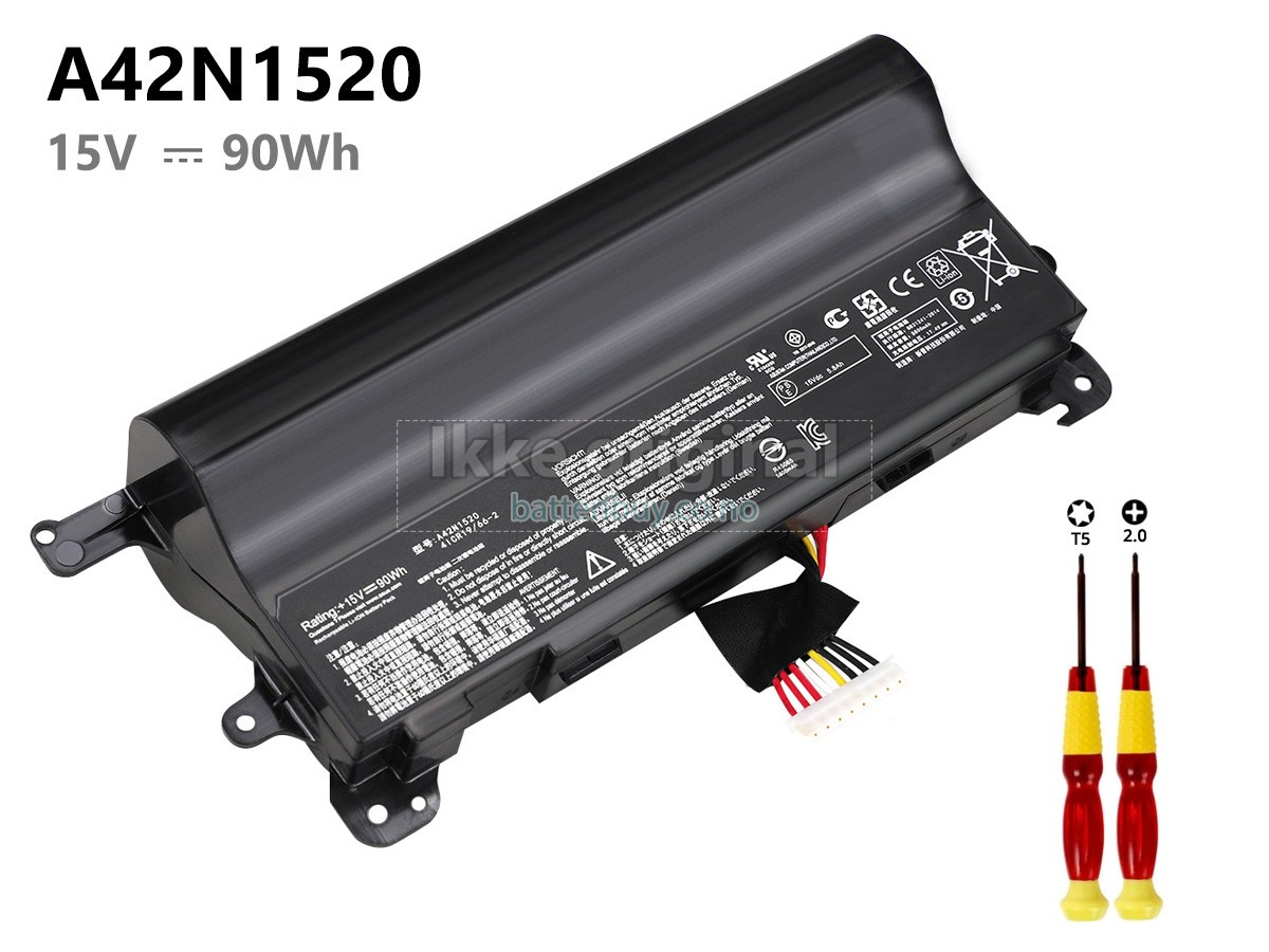 Asus X552C Batteri & Adapter