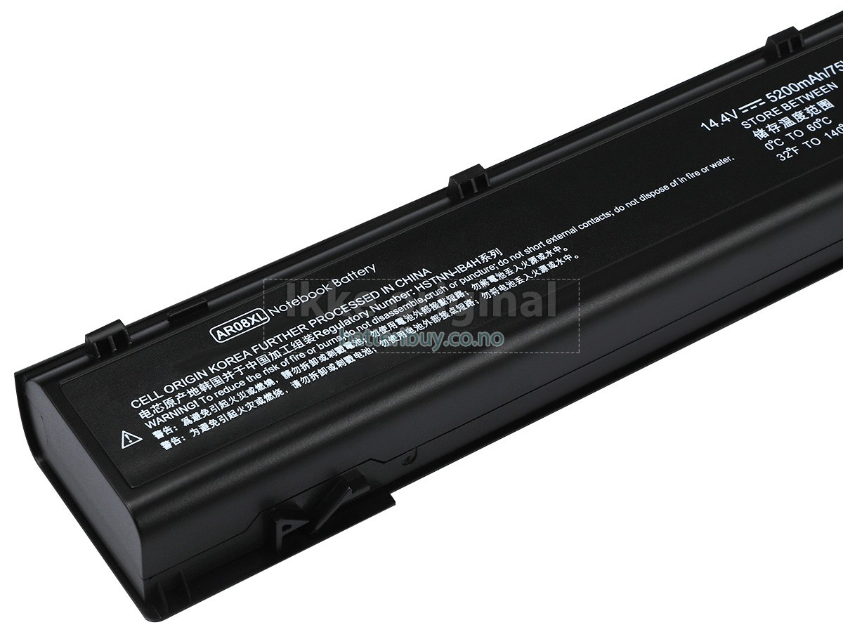 Batteri til HP AR08XL (4400mAh, 14.4V)